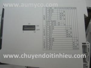 bộ chia tín hiệu 0-5V