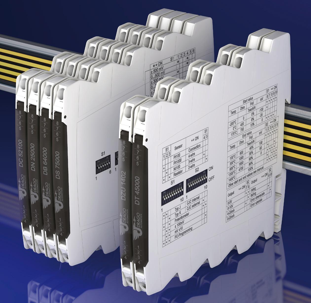 Các model bộ chia tín hiệu 4-20mA giá rẻ tại ÂU MỸ Co