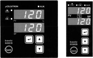 bộ điều khiển nhiệt độ baelz 6490